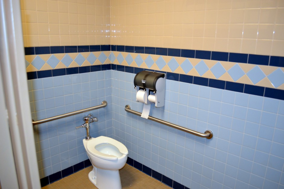 Handicapped Bathroom