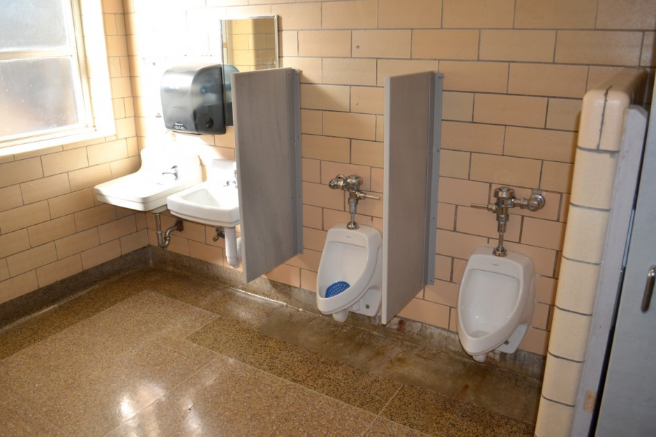 Sinks and Urinals
